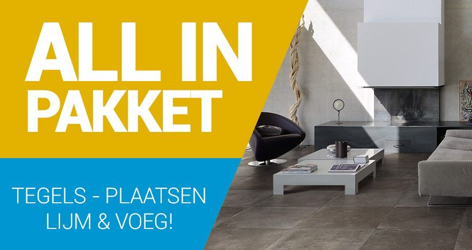 all-in-pakket-aanbieding